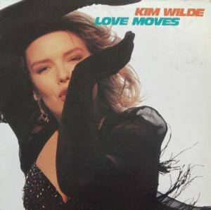 Cover - Kim Wilde: Love Moves