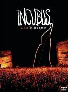 Incubus: Alive At Red Rocks - Cover