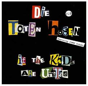 Die Toten Hosen: If The Kids Are United - Cover