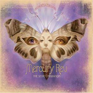 Mercury Rev: Secret Migration, The - Cover