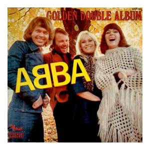 ABBA: Golden Double Album - Cover