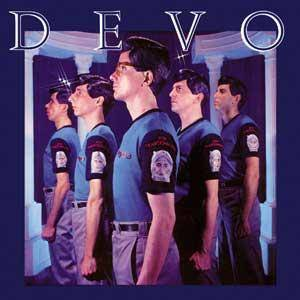 Devo: New Traditionalists - Cover