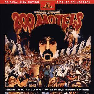 Frank Zappa & The Mothers Of Invention: 200 Motels - Cover