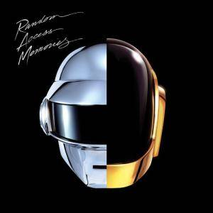 Daft Punk: Random Access Memories - Cover