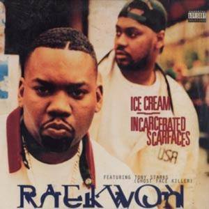 Cover - Raekwon: Ice Cream