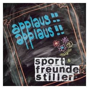 sportfreunde stiller applaus applaus single cd 2013. Black Bedroom Furniture Sets. Home Design Ideas