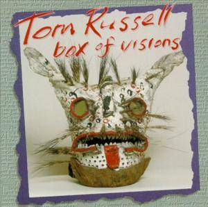 Cover - Tom Russell: Box Of Visions