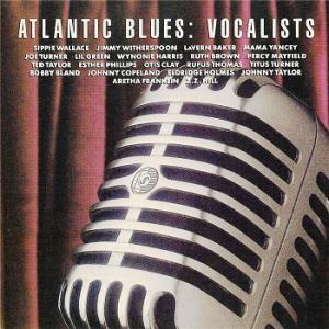 Atlantic Blues: Vocalists - Cover