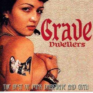 Cover - Dark: Grave Dwellers , The Best Of Punk Darkwave And Goth