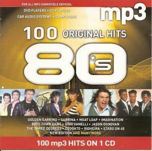 Cover - Booker Newberry III: 100 Mp3 Original Hits 80's