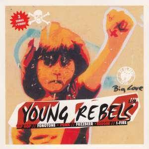 Cover - I-Fire: Young Rebels