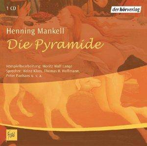 Cover - Henning Mankell: Pyramide, Die