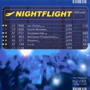 Cover - Crystal Clear: Nightflight Deluxe