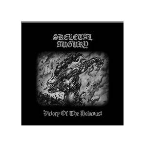 Skeletal Augury: Victory Of The Holocaust - Cover
