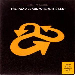 Cover - Secret Machines: Road Leads Where It's Led, The