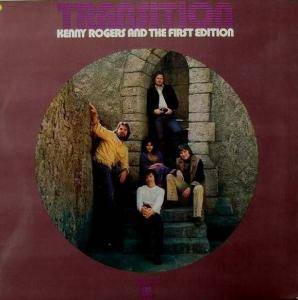Cover - Kenny Rogers & The First Edition: Transition