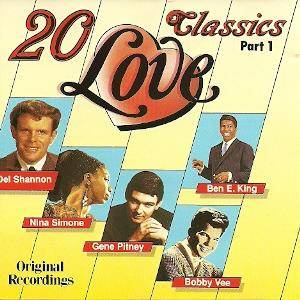 Cover - Vic Dana: 20 Love Classics Part 1