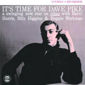 Cover - Dave Pike: It' Time For Dave Pike