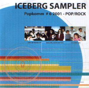 Cover - Natural Born Hippies: Iceberg Sampler - Popkomm # 6 2001 - Pop/Rock