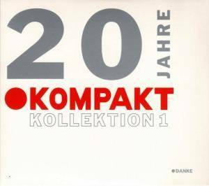 Cover - Dettinger: 20 Jahre Kompakt / Kollektion 1