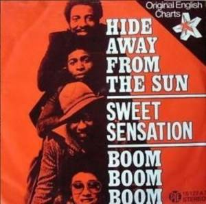 Cover - Sweet Sensation: Hide Away From The Sun