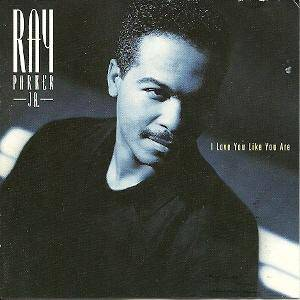 Cover - Ray Parker Jr.: I Love You Like You Are