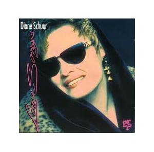 Cover - Diane Schuur: Love Songs