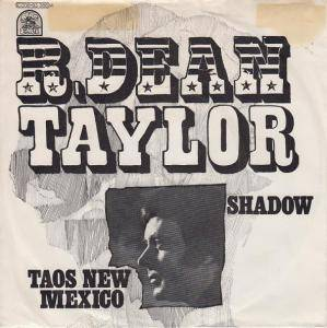 Cover - R. Dean Taylor: Taos New Mexico