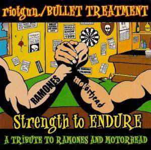 Cover - Bullet Treatment: Strength To Endure: A Tribute To Ramones And Motorhead