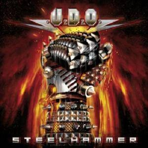 U.D.O.: Steelhammer - Cover