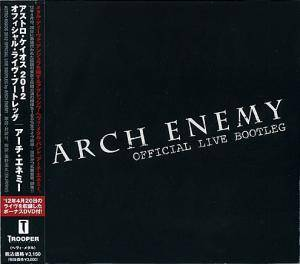 Cover - Arch Enemy: Astro Khaos 2012 Official Live Bootleg