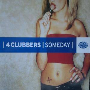 Cover - 4 Clubbers: Someday