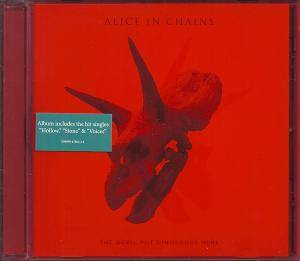 Alice In Chains: The Devil Put Dinosaurs Here (CD) - Bild 1
