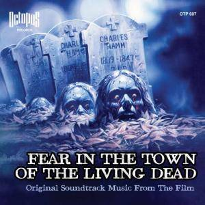 Fabio Frizzi: Fear In The Town Of The Living Dead - Cover