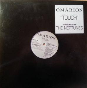 Cover - Omarion: Touch