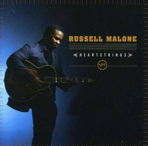 Cover - Russell Malone: Heartstrings