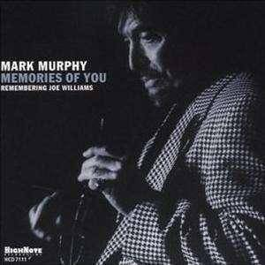 Cover - Mark Murphy: Memories Of You