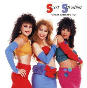 Cover - Sweet Sensation: Take It While It's Hot