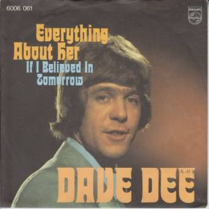 Cover - Dave Dee: Everything Ybout Her