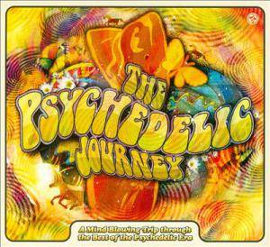 Psychedelic Journey, The - Cover