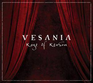 Cover - Vesania: Rage Of Reason