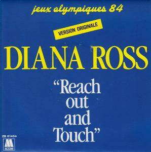 Cover - Supremes & The Four Tops, The: Reach Out And Touch