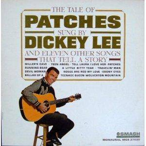 Cover - Dickey Lee: Tale Of Patches, The