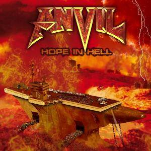 Anvil: Hope In Hell - Cover