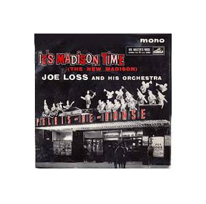 Cover - Joe Loss & His Orchestra: It's Madison Time