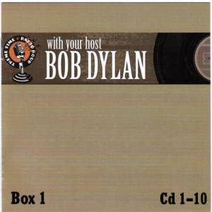 Cover - Sam Bush: Theme Time Radio Hour With Your Host Bob Dylan - Box 1