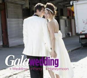 Gala Wedding - Cover