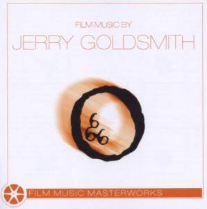 Jerry Goldsmith: Film Music By Jerry Goldsmith - Cover