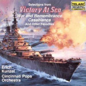 Selections From Victory At Sea / War And Remembrance / Casablanca And Other Favorites - Cover