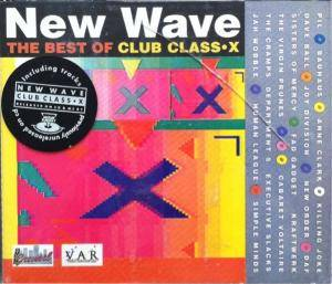 New Wave The Best Of Club Class X - Cover